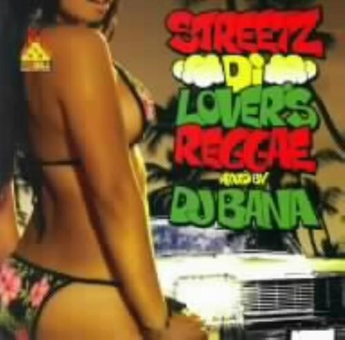 【中古】Fire Gold Presents.DJ BANA Lovers Reggae Mix/DJ Bana