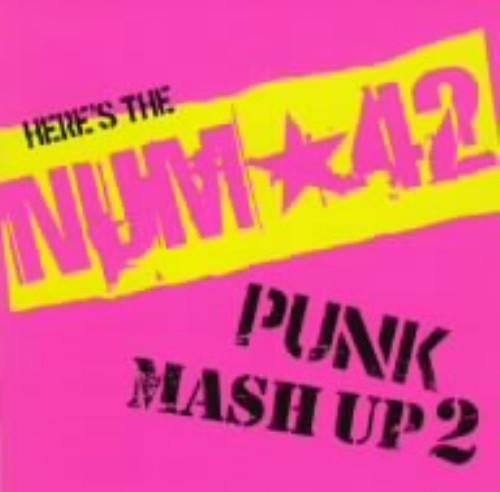 【中古】PUNK MASH UP 2/NUM42
