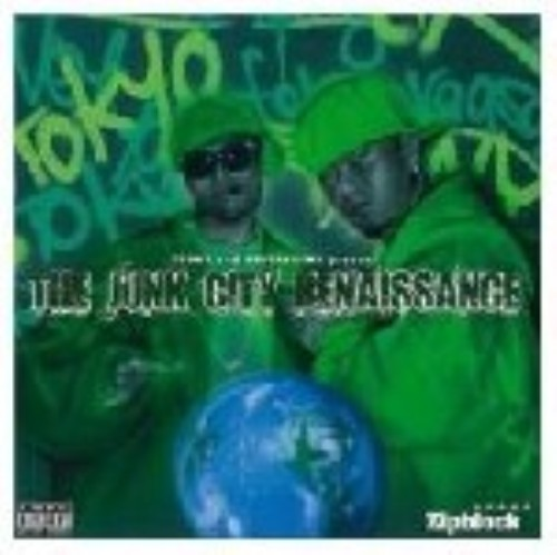 【中古】The Junk City Renaissance/Zipblock