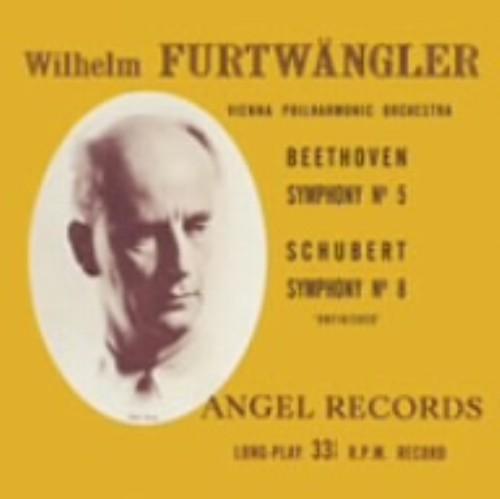 【中古】ベートーヴェン:交響曲第5番「運命」&シューベルト:「未完成」/フルトヴェングラー