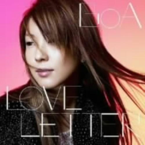 【中古】LOVE LETTER(DVD付)/BoA