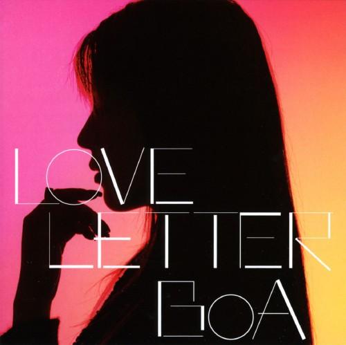 【中古】LOVE LETTER/BoA