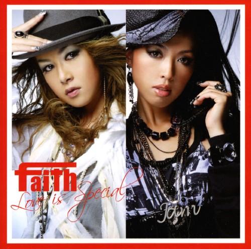 【中古】Love is Special/faith