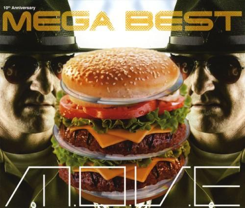 【中古】10th Anniversary MEGA BEST/m.o.v.e