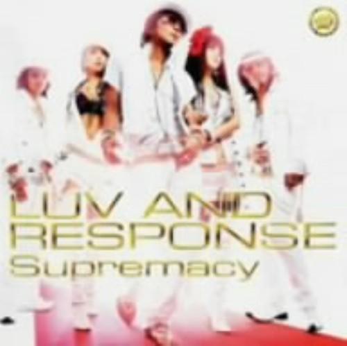 【中古】Supremacy(DVD付)/LUV AND RESPONSE