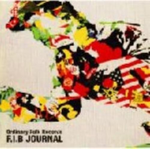 【中古】Ordinary Folk Records/F.I.B JOURNAL