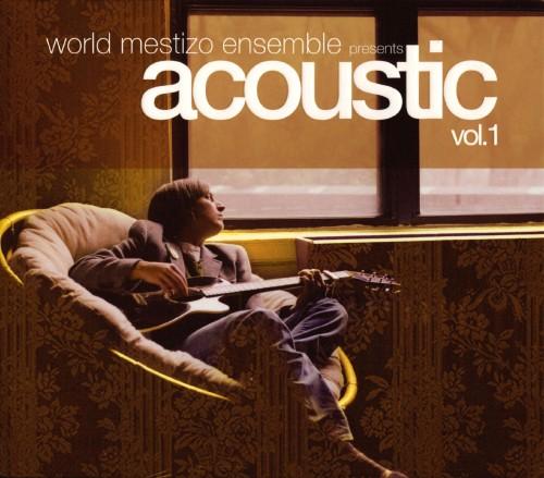 【中古】world mestizo ensemble presents acoustic vol.1/オムニバス