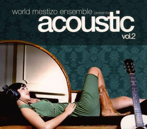 【中古】world mestizo ensemble presents acoustic vol.2/オムニバス