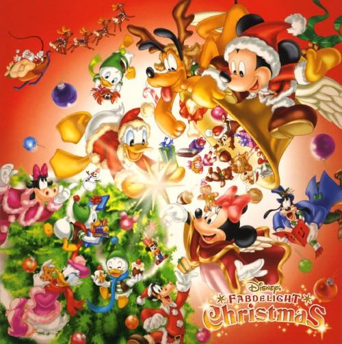 【中古】ディズニー・ファブデライト・クリスマス/ディズニー