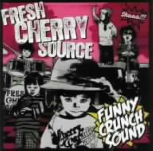【中古】FUNNY CRUNCH SOUND/FRESH CHERRY SOURCE