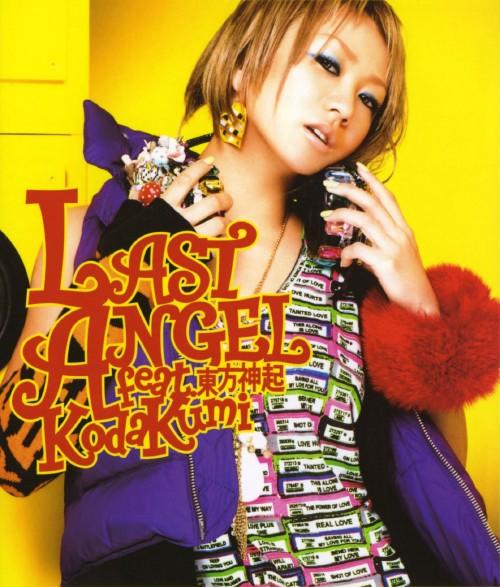 【中古】LAST ANGEL feat.東方神起/倖田來未