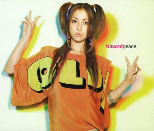 【中古】peace/hitomi