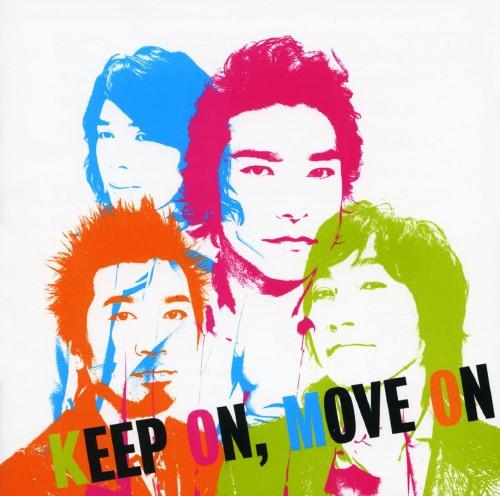 【中古】KEEP ON,MOVE ON(初回限定盤)(DVD付)/ウルフルズ