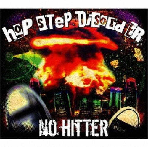 【中古】HOP STEP DISORDER/NO HITTER