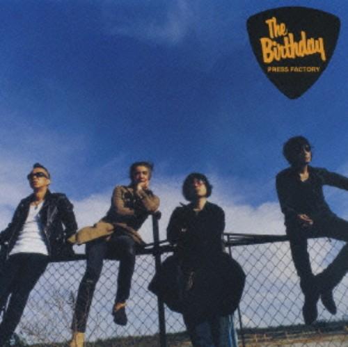【中古】プレスファクトリー(初回限定盤)(DVD付)/The Birthday