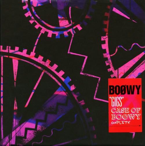 【中古】GIGS CASE OF BOΦWY COMPLETE/BOφWY