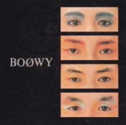 【中古】BOΦWY(期間限定生産盤)/BOφWY