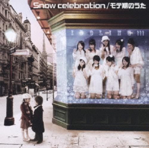 【中古】Snow celebration(初回限定盤)(DVD付)/アイドリング!!!