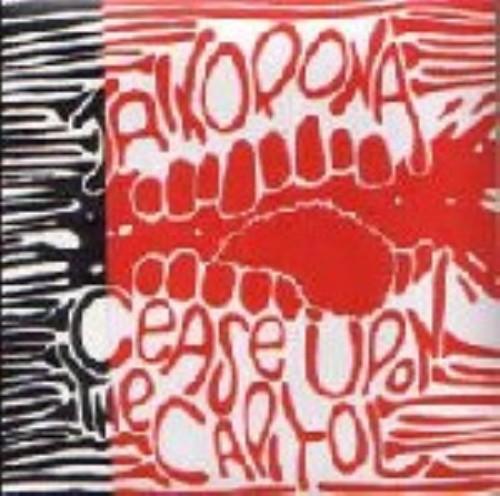 【中古】CEASE UPON THE CAPITOL/TRIKORONA/CEASE UPON THE CAPITOL/TRIKORONA