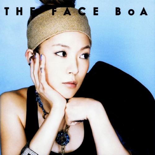 【中古】THE FACE(DVD付)/BoA