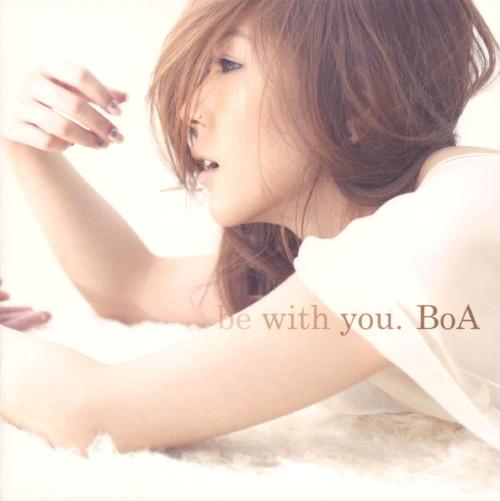 【中古】be with you./BoA