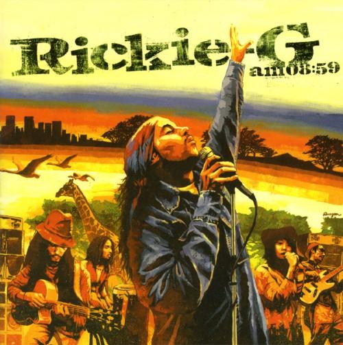 【中古】am 08:59/Rickie−G