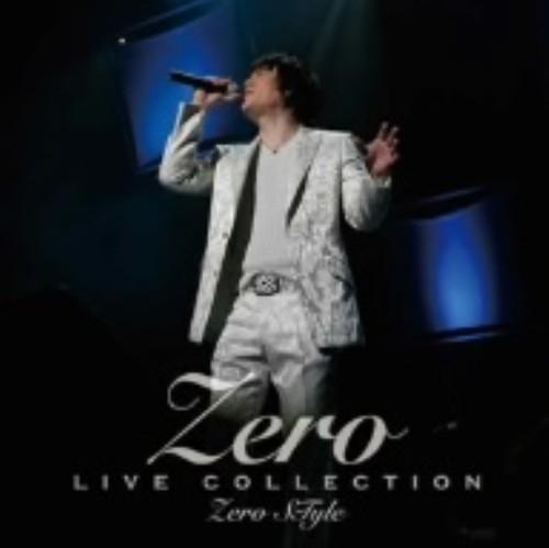 【中古】LIVE COLLECTION Zero STyle(DVD付)/ZERO