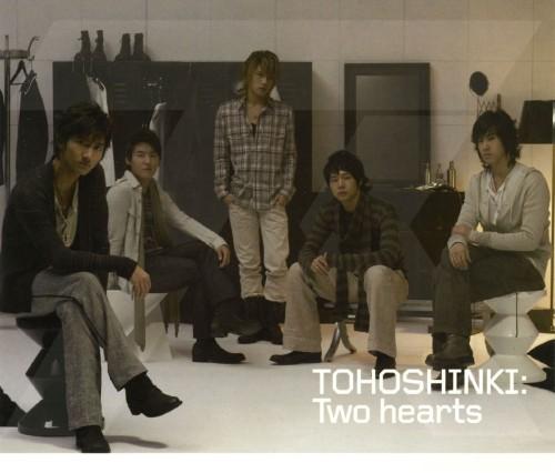 【中古】Two hearts/WILD SOUL(CHANGMIN from 東方神起)/東方神起