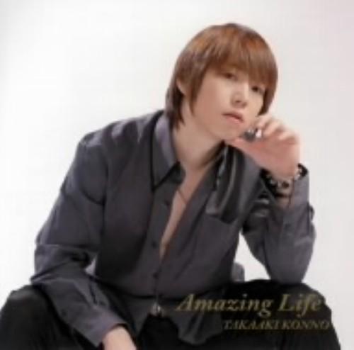 【中古】Amazing Life(DVD付)/金野貴明