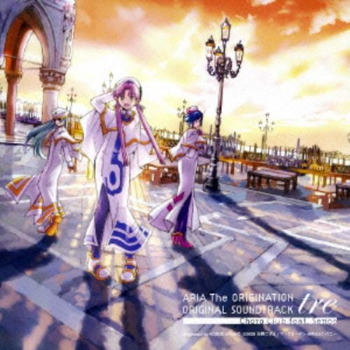 【中古】ARIA The ORIGINATION ORIGINAL SOUND TRACK tre/feat.Senoo/アニメ・サントラ