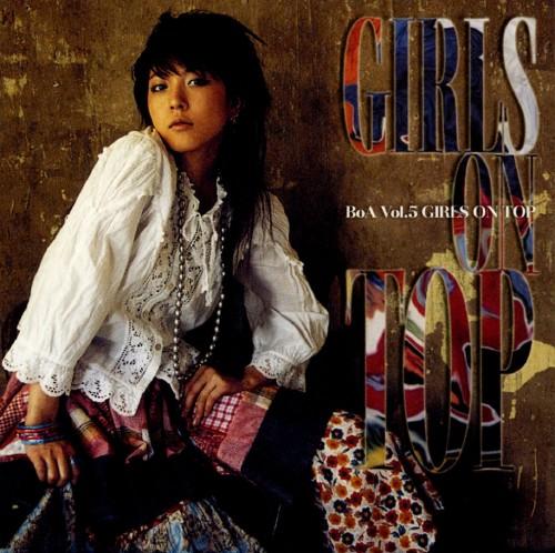 【中古】Girls On Top(SPECIAL EDITION)(DVD付)/BoA