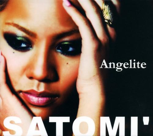 【中古】Angelite(初回限定盤)(DVD付)/SATOMI'