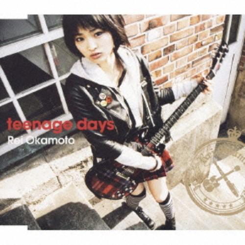 【中古】teenage days/岡本玲