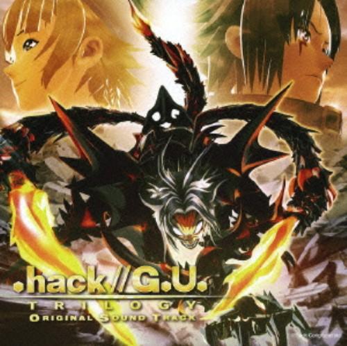 【中古】.hack//G.U. Trilogy O.S.T./アニメ・サントラ