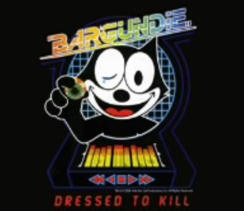 【中古】DRESSED TO KILL/BARGUNDIE