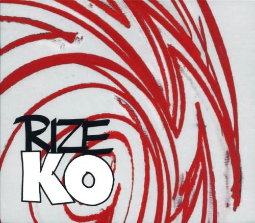 【中古】K.O.(初回限定盤)(DVD付)/RIZE