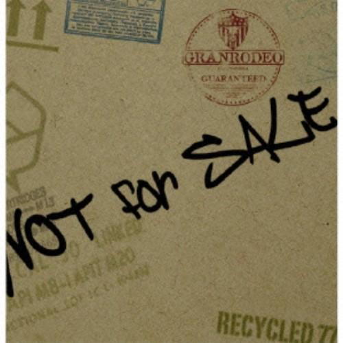 【中古】NOT for SALE/GRANRODEO