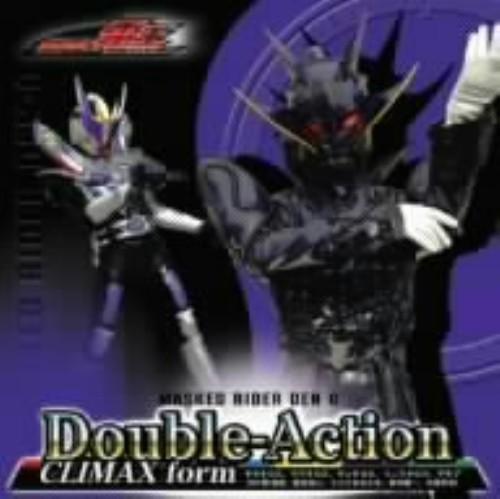 【中古】Double−Action CLIMAX form(初回生産限定盤D)(DVD付)/モモタロス/ウラタロス/キンタロス/リュウタロス/デネブ
