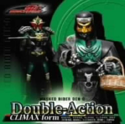 【中古】Double−Action CLIMAX form(初回生産限定盤E)(DVD付)/モモタロス/ウラタロス/キンタロス/リュウタロス/デネブ