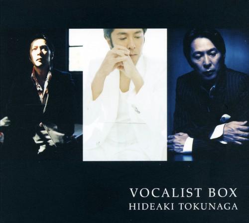 【中古】HIDEAKI TOKUNAGA VOCALIST BOX(完全限定生産盤A)/徳永英明