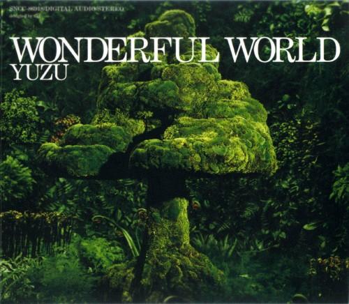 【中古】WONDERFUL WORLD/ゆず