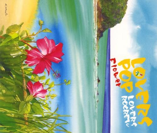 【中古】LOVERS POP FLOWER/LOVERS ROCREW