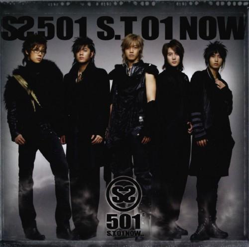 【中古】S.T.01 NOW/SS501
