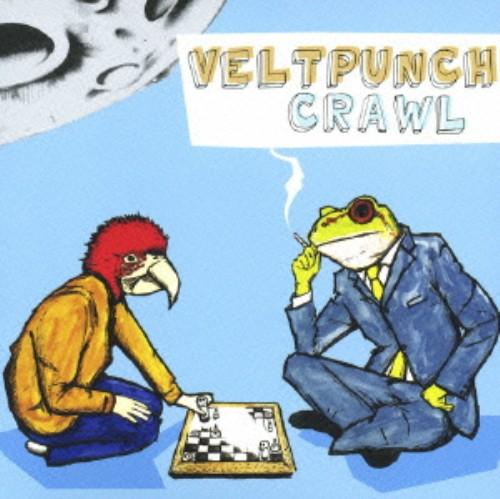 【中古】CRAWL(初回限定盤)(DVD付)/VELTPUNCH