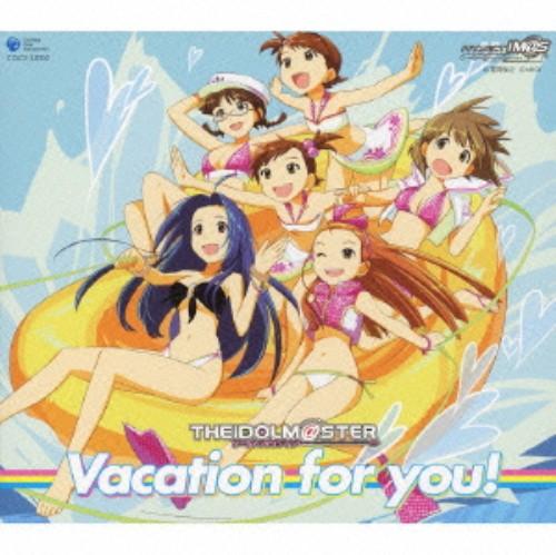 【中古】THE IDOLM@STER Vacation for you!(完全生産限定盤)/ゲームミュージック