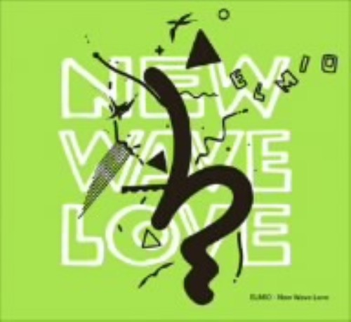【中古】New Wave Love(DVD付)/ELMIO