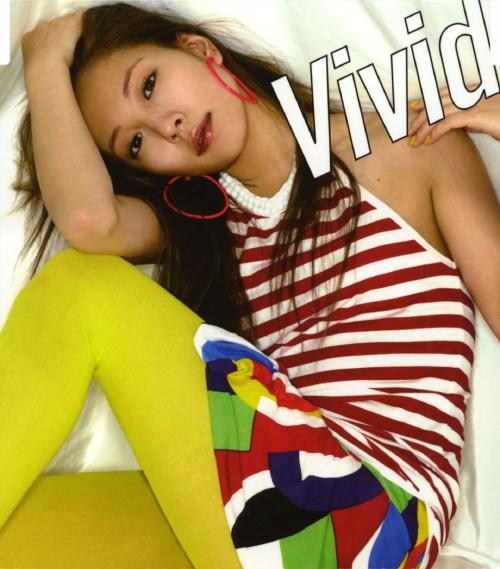 【中古】Vivid −Kissing you,Sparkling,Joyful Smile−/BoA