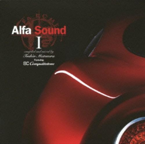 【中古】Alfa Sound 1 〜compiled and mixed by Toshio Matsuura Featuring 8C competizione〜/オムニバス