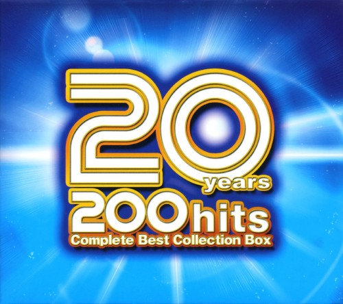 【中古】20年200曲(期間限定生産盤)(DVD付)/オムニバス