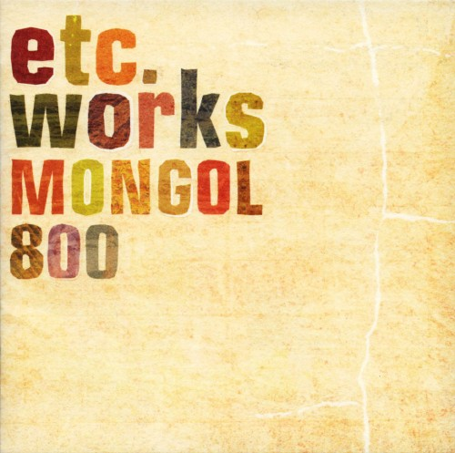 【中古】etc works/MONGOL800